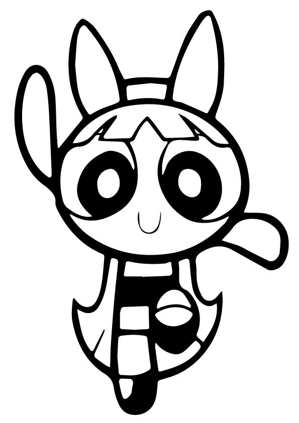 Blossom Powerpuff Girl
